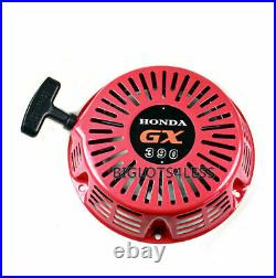 Pull Start Starter Recoil Assy For Honda Gx390 13hp Gx340 11hp Engine Generator