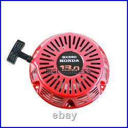 Pull Start Starter Recoil For Honda Gx390 13hp Engine Generator Lawnmower New