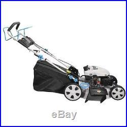 Pulsar 21 Self-Propelled Gasoline Powered Electric Start Lawn Mower PTG1221SE