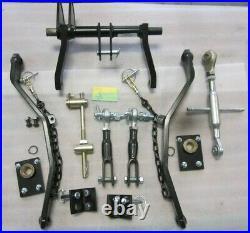 RUEGG 3 Point Hitch Kit fits X700 X710 X728 X734 X739 X748 X750 X754 X758