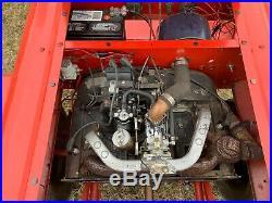 Rare Roof Palomino Mower Jeep Mini Jeep Beep Struck 60 Power Kohler Vintage