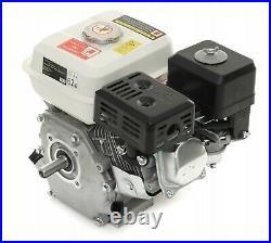 Replacement Honda GX160 4 Stroke Petrol Engine 6.5Hp 19mm shaft