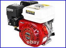 Replacement Honda GX160 4 Stroke Petrol Engine 6.5Hp 20mm shaft