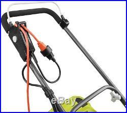 Ryobi 13 in. 11 Amp Corded Electric Walk Behind Push Mower Portable Lightweight