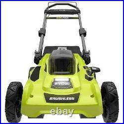 Ryobi Electric Cordless Lawn Mower Push Walk Behind 40v (no Battery/charger)