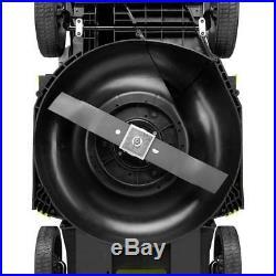 Ryobi Walk Behind Push Lawn Mower 16 in. 40V Lithium-Ion Cordless Easy Start