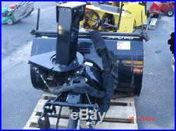SB45 Yanmar 45 Snowthower withhitch