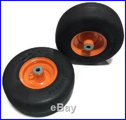 SCAG 483048 Wheel & Tire 11X4.00-5 Assembly No Flat Fits Some Z-Cat Mower V-Ride