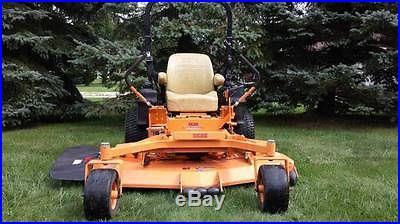 SCAG 61 Commercial Zero Turn Mower 61-WILDCAT-Ready to Mow