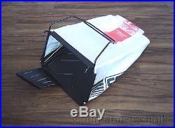 Sabo Fangkorb Fangsack komplett für Rasenmäher 52 cm NEU SA585