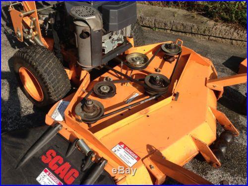 Scag 48 Hydro Mower