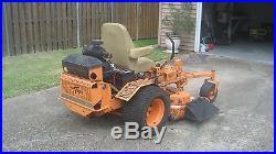 Scag Power Equipment Turf Tiger Mower 61 inch cut