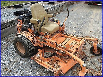 Scag Power Equipment Turf Tiger Turn Mower