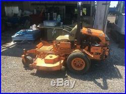 Scag Turf Tiger Diesel- 72 Cut 28hp. Caterpillar Engine