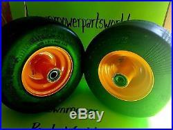 Scag wheels Carlisle flat free 9278 / 483050 / 482504. 13 x 6.50-6 SET of 2
