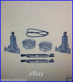 Sears Craftsman LT2000 42 Lawn Mower Deck Rebuild Kit 144959 134149 130794 k12