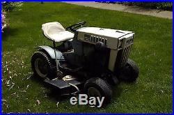 Sears Garden tractor 14hp with42 deck