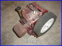Sears Super 12 Tractor Mower Tecumseh HH120 12HP Engine Runs