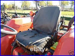 Seat Fits Kubota L3010, L3410, L3710, L4310. L4610 Compact Tractors, L48 Backhoe #fl