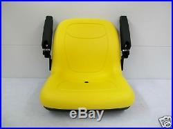 Seat For John Deere X300, X300r, X320, X340, X360, X500, X520, X530 Garden Tractors #gp