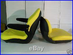 Seat For John Deere X300, X300r, X320, X340, X360, X500, X520, X530 Garden Tractors #ki