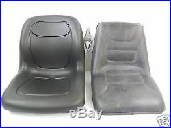Seat Kubota Bx1500, Bx1800, Bx2200, Bx2230 Compact Tractors, Bx22 Backhoe #ho