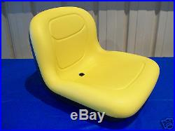 Seat Replaces John Deere AM136044 X300 304 320 x324 340 360 500 520 530 534 #AQ2