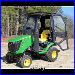 Seizmik Tractor Cab Hard Top Cab Enclosure Fits John Deere 1023E 1025R & 1026R