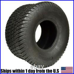 Set of 2 New 20x10.00-8 4PLY Turf Tires for Lawn and Garden Mower