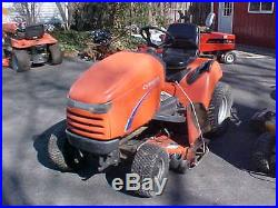Simplicity Legacy 20hp Garden Tractor with 48 Mower (Parts or Repair)