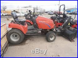 Simplicity Legacy Garden Tractor with Snowblower Attachment (60 Riding Mower)