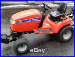Simplicity Legacy XL Tractor Mower