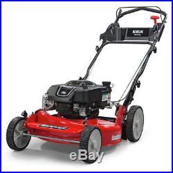 Snapper NINJA 190cc 21 Self-Propelled Mulching Lawn Mower 7800981 New