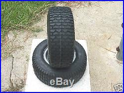 Snapper Rear Engine Rider Rear Wheels 16 X 6.50 X 8 New 7052270 7050713 52270