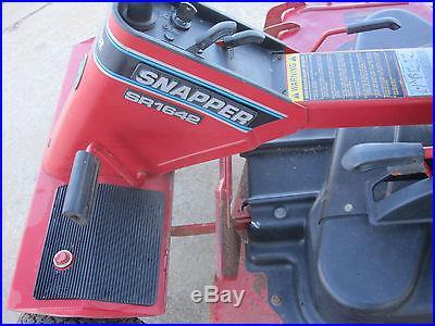 Snapper SR1642