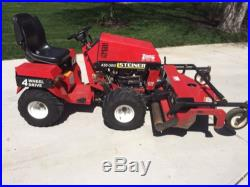 Steiner tractor