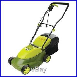 Sun Joe Electric Lawn Mower Green (14)