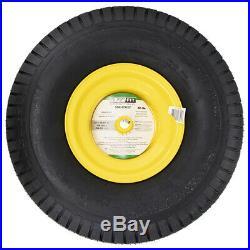 SureFit 20X10-8 Rear 4-Ply Wheel Tire Assy John Deere GX10364 GY20637 D130 2PK