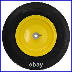 SureFit Yellow Wheel Assembly John Deere M142911 GY21453 D170 E180 16x6.5-8 2PK