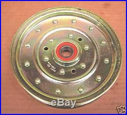 TOR 116-4667 NEW Toro / Exmark Commercial Z Deck Pulley # 1-633109 1164667