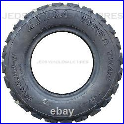 TWO TIRES 16x6.50-8 16/6.50-8 16/650-8 Kenda K502 Terra Trac Lawn Mower 4ply