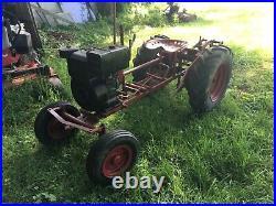 Tiller steer speedex, tractor m23 Briggs & Stratton