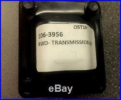 Toro 22 Lawnmower Lawn Mower RWD Transmission 106-3956