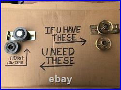 Toro 30 Timemaster Heavy Duty Pulley Kit With Belts And Blades 126-7890