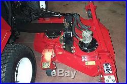 Toro 4000-D GroundsMaster 11' WAM Kubota Diesel 2432 Hours 4x4