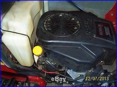 Toro GT2100 Garden Tractor