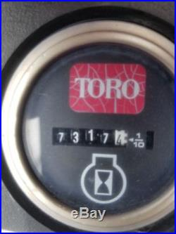 Toro Groundsmaster 580-D Mower