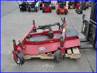 Toro Groundsmaster 580 mowing decks complete set