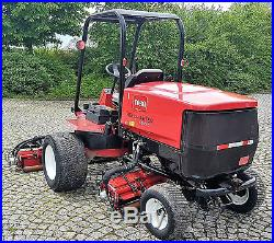 Toro Reelmaster 6500 Spindelmäher Grossflächenmäher Rasenmäher Winterpreis