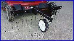 Toro Timemaster 30 Rake-n-stripe